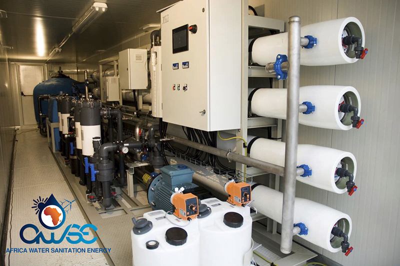 Desalination & Brackish Water Treatment